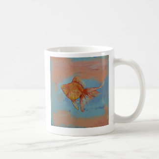 Goldfish de Ryukin Taza