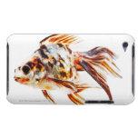 Goldfish del cometa de la cola de milano del carcasa para iPod