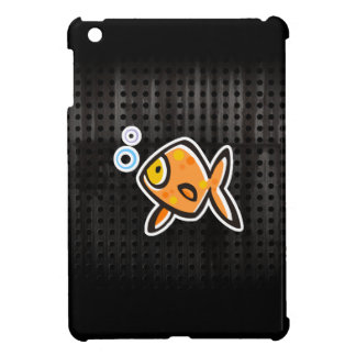 Goldfish del Grunge iPad Mini Coberturas