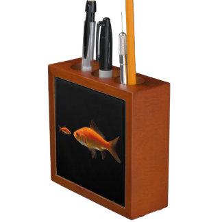 Goldfish Pencil Holder