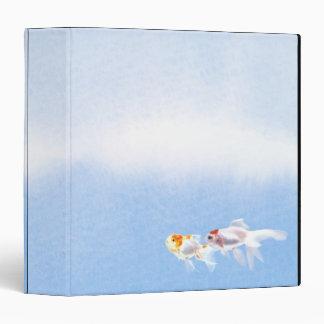 "Goldfish dos carpeta 1 1/2"""