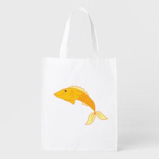 Goldfish feliz bolsa de la compra