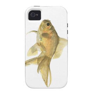goldfish, fish Case-Mate iPhone 4 case