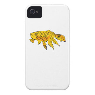 Goldfish iPhone 4 Carcasa