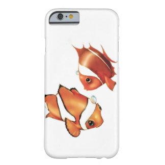 Goldfish Funda De iPhone 6 Barely There