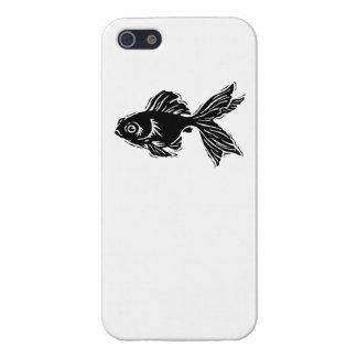 Goldfish iPhone 5 Protector