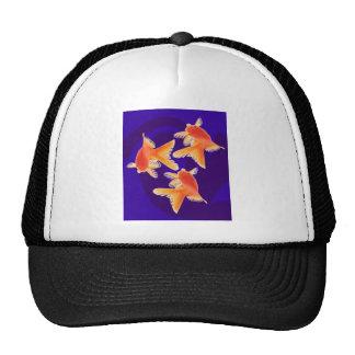 Goldfish Mesh Hats