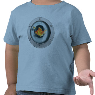 Goldfish in your Chest Tshirts
