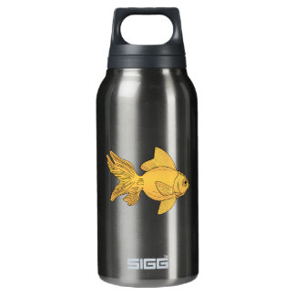 Goldfish Insulated Water Bottle