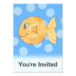 Goldfish. Invite