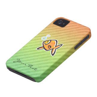 Goldfish iPhone 4 Case-Mate Carcasa