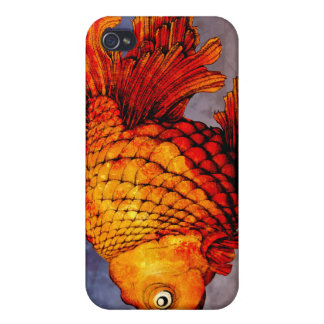 Goldfish iPhone 4 Cover
