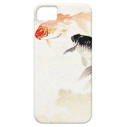 Goldfish iPhone 5 Carcasa