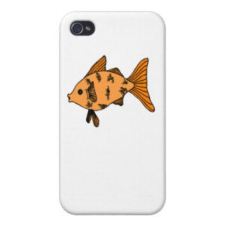 Goldfish iPhone 4/4S Covers