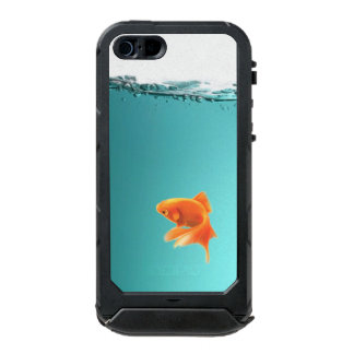 Goldfish iPhone SE/5/5S Atlas ID Case
