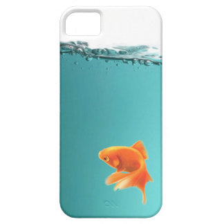 Goldfish iPhone SE/5/5S Barely There Case