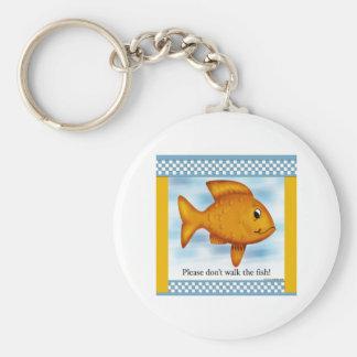 Goldfish Keychains