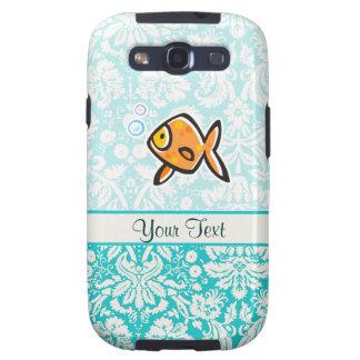 Goldfish; Lindo Samsung Galaxy S3 Carcasas