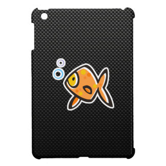 Goldfish liso iPad mini cobertura