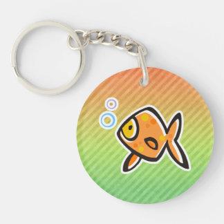 Goldfish Llavero