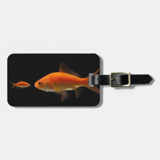 Goldfish Tags For Bags