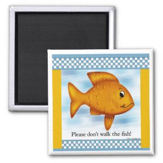 Goldfish Magnet
