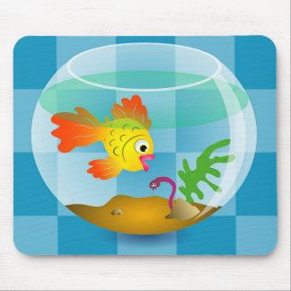 Goldfish Mouse Pad