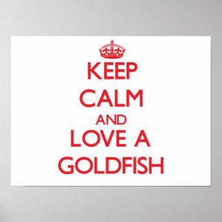 Goldfish Impresiones