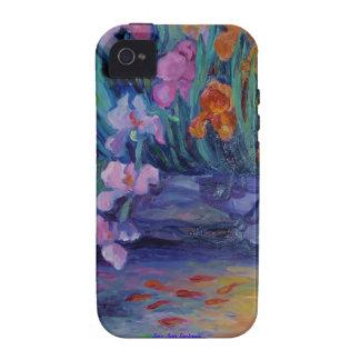 Goldfish Pond Vibe iPhone 4 Covers