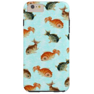 Goldfish Pond Tough iPhone 6 Plus Case