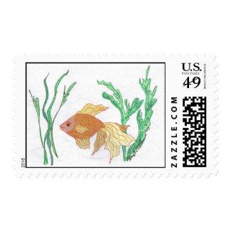 Goldfish Postage