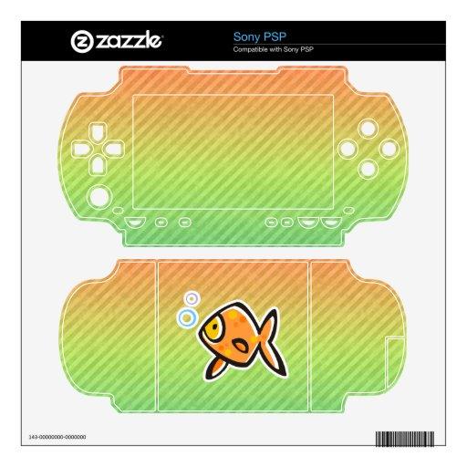 Goldfish PSP Skin