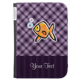 Goldfish púrpura