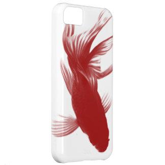 Goldfish rojo de Ryukin Carcasa Para iPhone 5C