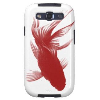Goldfish rojo de Ryukin Samsung Galaxy S3 Coberturas
