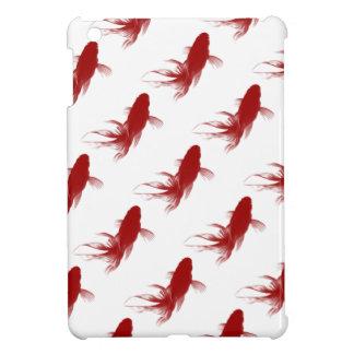 Goldfish rojo de Ryukin iPad Mini Fundas