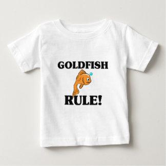 GOLDFISH Rule! Baby T-Shirt