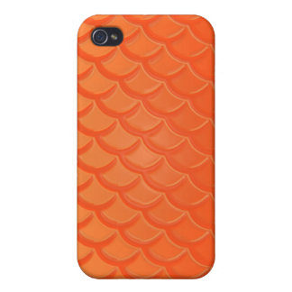 Goldfish Scales  iPhone 4/4S Cases