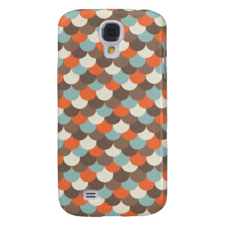 Goldfish Scales Vector Art Samsung Galaxy S4 Covers