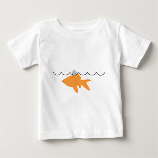 Goldfish Shark Infant T-Shirt