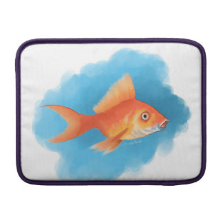 Goldfish Sleeve For MacBook Air