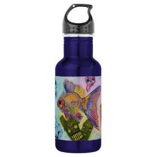 Goldfish Spirits Water Bottle