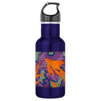 Goldfish Stainless Steel Water Bottle