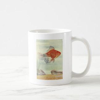 Goldfish Tazas