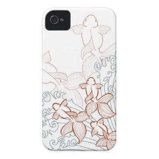 Goldfish Vector iPhone case Case-Mate iPhone 4 Case