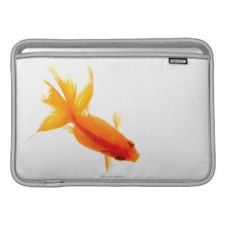 Goldfish, visión de arriba funda macbook air