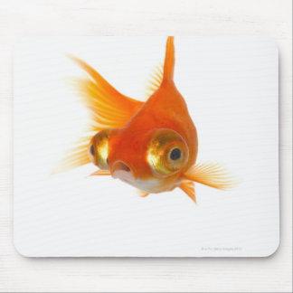 Goldfish with Big eyes Mouse Pad