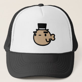 Goldfish With Top Hat