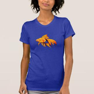 Goldfish Womens T-Shirt