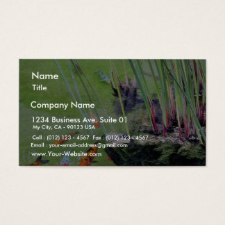 Goldfishes Business Card